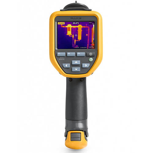 Fluke TIS50 9HZ 9Hz/220x165, Resolution Fixed Focus Thermal Imager, (-4 to 842 °F)