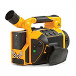 Click for larger imageof the Fluke FLK-TiX1000 30Hz 1024x768, Expert HD Thermal Imaging Camera (-40 to 3632 F)
