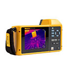 Click for larger image of the Fluke TIX560/T2 60HZ 60 Hz/320x240 Building Diagnostic Thermal Imager with Tele2 Lens