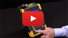 How To Perform A Logger Set-Up On The Fluke 435 II