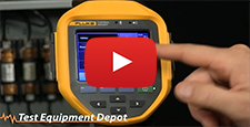 How to Reset the File Numbering System on Your Fluke Ti400, Ti300 and Ti200 Infrared Camera