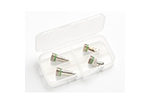 Fluke Networks FI-500TP-APC Set of 4 Angled Phyisical Contact Tips (1.25 mm, 2.50 mm, SL, LC)