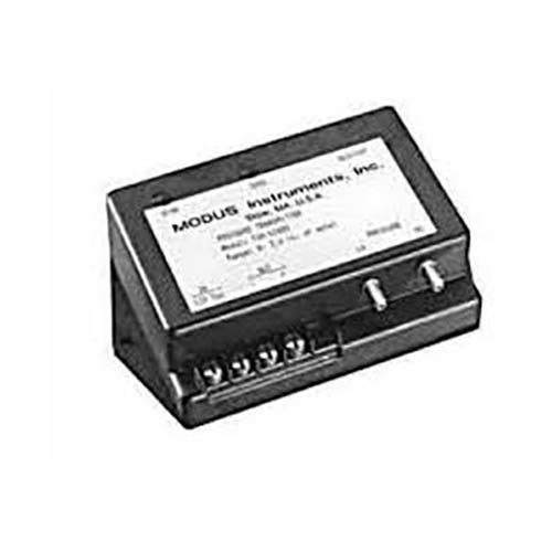 General Eastern T10-04M-5-A DC Voltage Input/5 V Output Transmitter, 10.00 mm H2O, 1/4 Offset