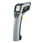Click for larger image of the General Tools NISTIRT675 High-Performance 50:1 Ultra Wide Range Infrared Thermometer with NIST Cal