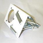 Click here for a larger image - Hakko 999-165 Bench mount bracket for the HJ3100's ESD Extraction arm