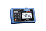 Hioki FT6031-03 Ground Resistance Tester, Dustproof and Waterproof