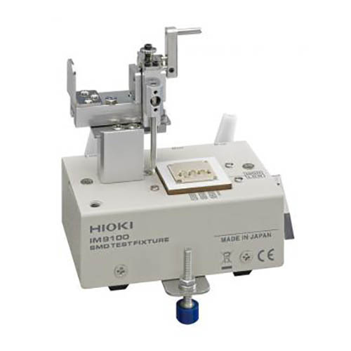 Hioki IM9100 SMD Test Fixture for LCR meters and Impedance Analyzers