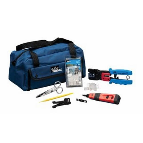 IDEAL Electrical 33-506 PRO Network/Telco Installer Kit