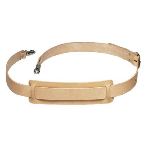 IDEAL Electrical 35-338 2 in. Standard Leather Strap (Natural)