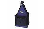 IDEAL Electrical 35-441 Master Electrician's Multi-Ply Tote w/Shoulder Strap (Blue/Black)