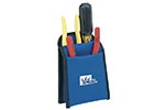 IDEAL Electrical 35-505 Pocket Pal Tool Holster (Blue)