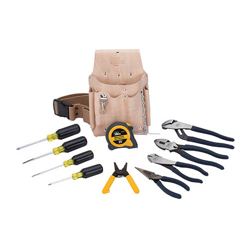 IDEAL Electrical 35-5805 12-Piece Hand Tool Kit