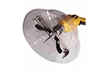 IDEAL Electrical 35-599 13 Sizes/6 1/4 in. - 10 3/8 in. Can Hole Light Saw