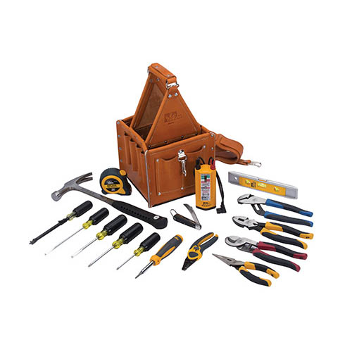 IDEAL Electrical 35-809 17-Piece Master Electrician's Hand ...