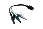 IDEAL Electrical 61-183 Alligator Clip Adapter for SureTest Circuit Analyzers