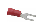 IDEAL Electrical 83-7131 #22-18 AWG/10 in. Vinyl Insulated Spade Terminals (Pack of 25)