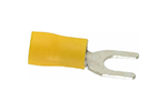 IDEAL Electrical 83-7201 #12-10 AWG/6 in. Vinyl Insulated Spade Terminals (Pack of 25)