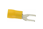IDEAL Electrical 84-7221 #12-10 AWG/10 in. Vinyl Insulated Spade Terminals (Pack of 500)