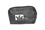 IDEAL Electrical IA-3240 Lockout/Tagout Nylon Zipper Pouch (Black)