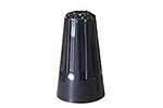 IDEAL Electrical 30-152 #14-22 AWG Model 72B High-Temp Wire-Nut Wire Connectors (Black/1,000)