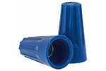 IDEAL Electrical 30-072 #14-22 AWG Model 72B Wire-Nut Wire Connectors (Blue, Box of 100)