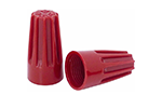 IDEAL Electrical 30-176 #6-18 AWG Model 76B Wire-Nut Wire Connectors (Red, Carton of 1,000)