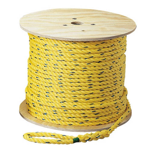 IDEAL Electrical 31-853 5,580 lbs./600 ft. Polypropylene Pro-Pull Rope