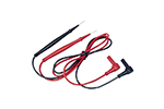 IDEAL Electrical TL-102 Silicone Test Leads (Black/Red)