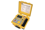 Ideal 61-796 Earth Ground Resistance Tester, 2 & 3 pt fall of potential, Cat III-200V, TL-796 leads