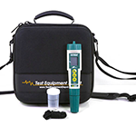 PH100EXTECH-TEC25-DD ExStik pH Meter Kit with Fotronic EVA Case