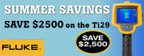 Fluke TI29 Summers Savings  Promotion