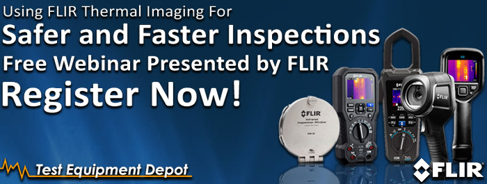 Safer and Faster Inspections with FLIR!