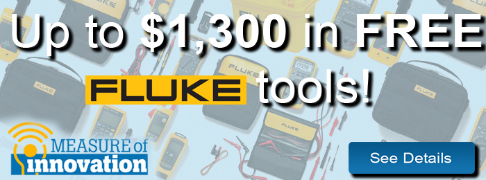 Fluke Measure of Innovation Promotion!
