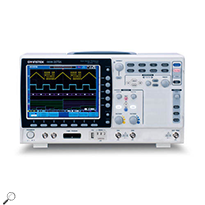Instek GDS2072A 70 MHz 2 Channels Visual Persistence Digital Storage Oscilloscope