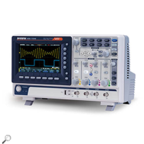Instek GDS-1102B 100 MHz, 2 Channel, Digital Storage Oscilloscope