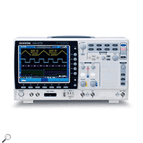 Instek GDS-2072E 70 MHz, 2-Channel 1 GS/s, 10 Mpts. with USB/LAN, VPO Digital Storage Oscilloscope