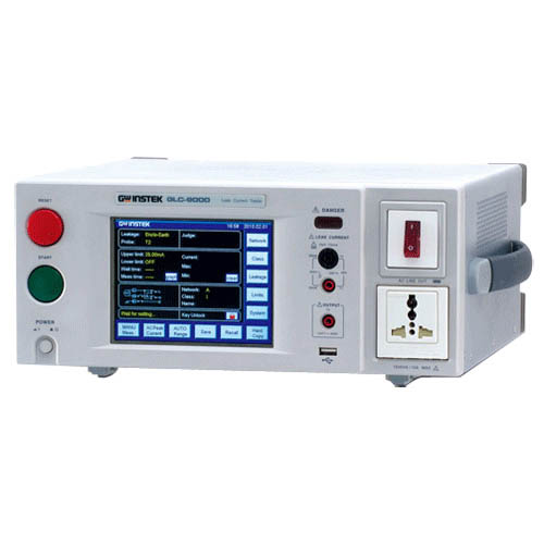 Electrical Leakage Tester : Instek glc leakage current tester at the test