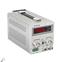 Instek GPS-1830D Linear DC Power Supply, 18V/3A