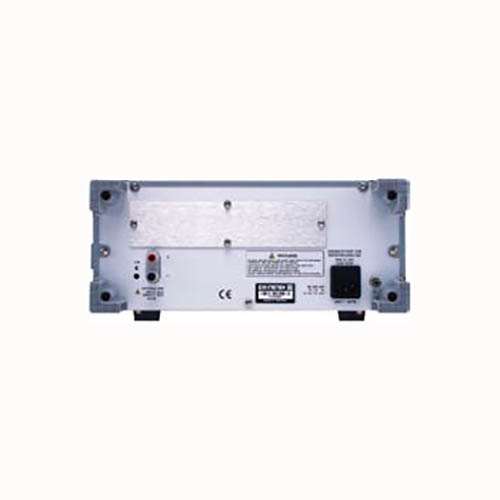 LCR-819 Back Panel