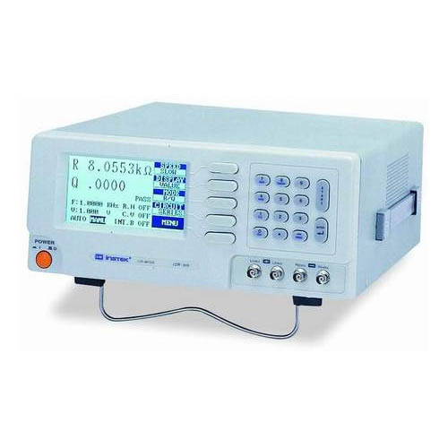 Instek LCR-819-RS-232C High Precision LCR Meter, 12 Hz-100 kHz,  with RS-232C Interface