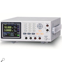 Instek PPH-1503 Programmable Single Channel High Precision DC Power Supply