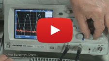 Instek GDS-1052-U 50 MHz Digital Storage Oscilloscope