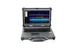 Kaltman HF-XFR PRO 9.4 GHz Ultra Rugged Outdoor Laptop Spectrum Analyzer