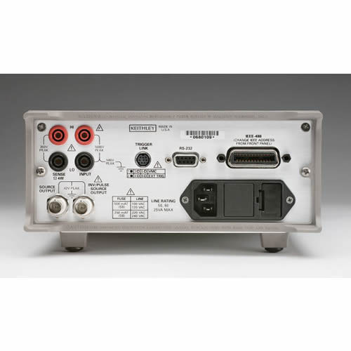 Keithley 2010 7 1/2-digit Low Noise Autoranging Multimeter with GPIB & RS-232 Interfaces (Back)