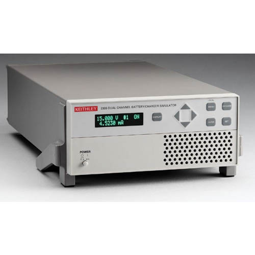 Keithley 2306-NMS Dual-Channel Battery Charger/Simulator with GPIB Interface (No Manual)