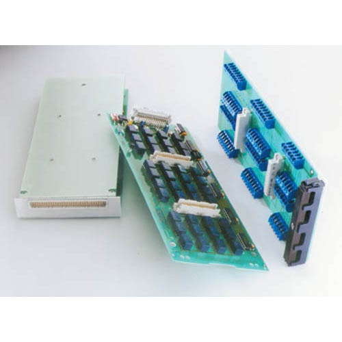 Keithley 7011-C Quad 1x10 Multiplexer Module with 96-Pin Connector Module for Models 7001 and 7002