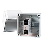 KEP SC-IF-D Current to Current Loop Isolator with DIN Rail Mount - Click here for product information page
