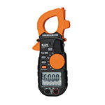 Click here for a larger image - Klein Tools CL2200 600A AC/DC TRMS Clamp Meter with Resistance, Capacitance, Frequency, Duty Cycle