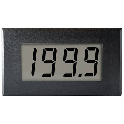 Panel Mount 4 20 Ma Digital Indicator : Lascar dpm  digit lcd digital meter w ma