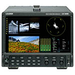 Click for larger image of the Leader LV5480E Multi Format 4K-SDI Waveform Monitor w/ Eye Pattern